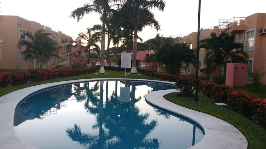 Peaceful and relaxing Ixtapa is waiting for you.