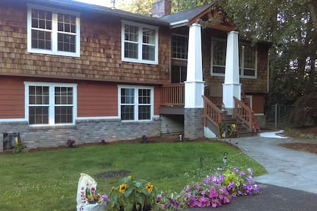 Puget Sound Escape-Sleeps up to 11 - Port Orchard - House