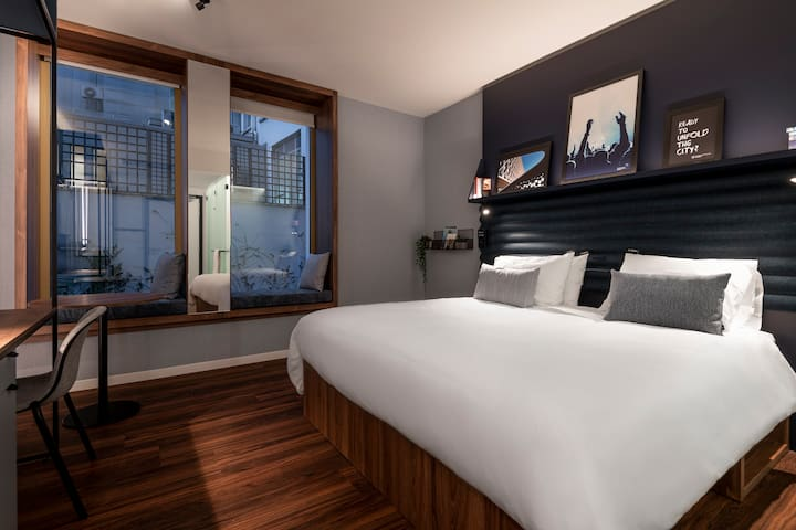 Centrally located A-STAY Room- A-STAY Antwerp