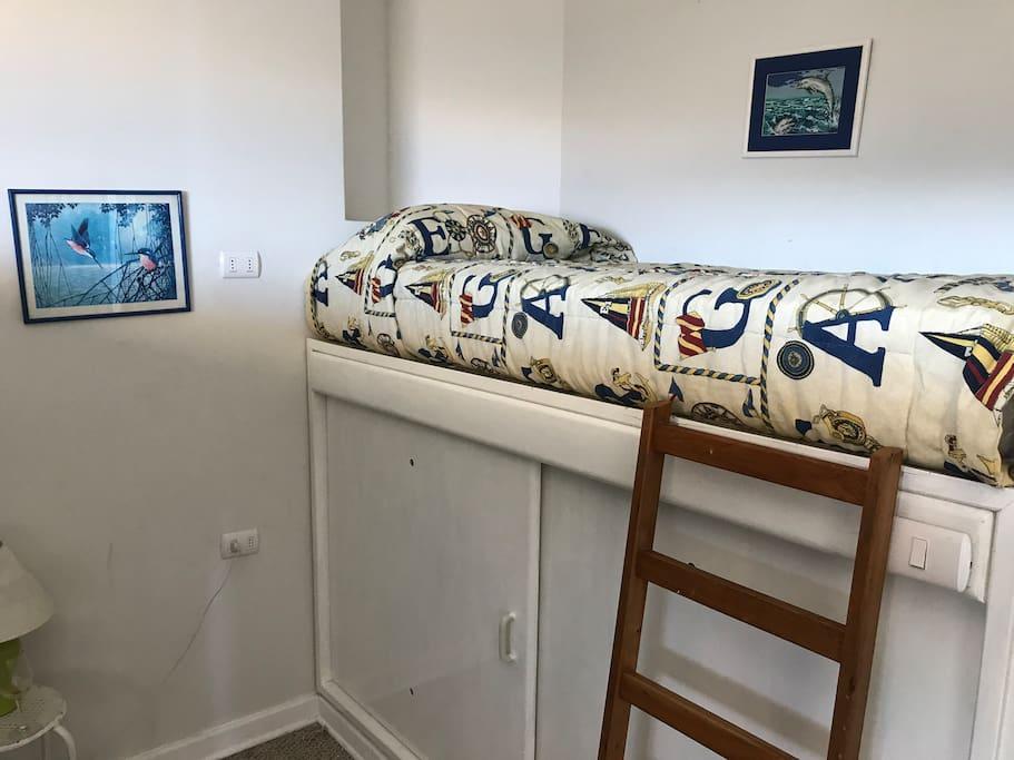 Dormitorio 3 ( tres camas)