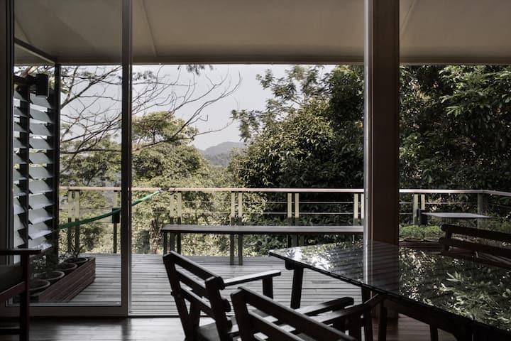Senjja @Awanmulan - the evening house