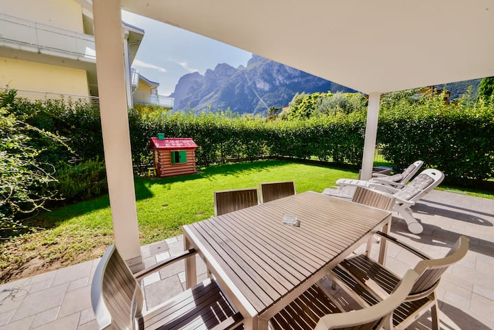 Private Garden In Paradise