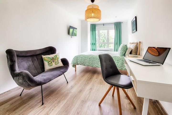 4 estaciones - Apartamento - Oviedo - Centro