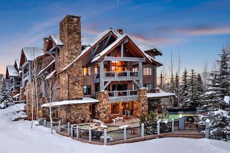 4BR Platinum Rated Ski-in/Ski-Out Bear Paw Lodge - Beaver Creek - Társasház