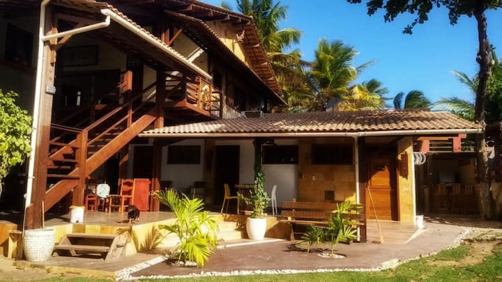 Vila Bello Pontal - Suite Casa Verde