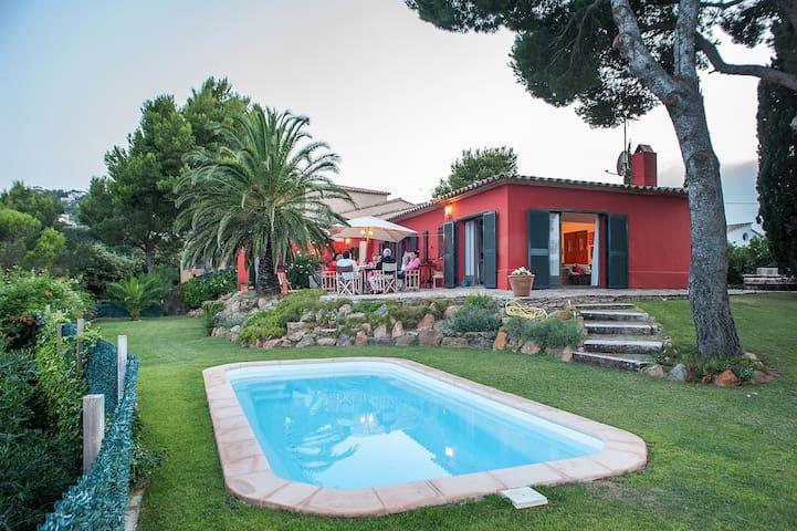 Bienvenue à la casa Santa Rosa! - Sa Riera
