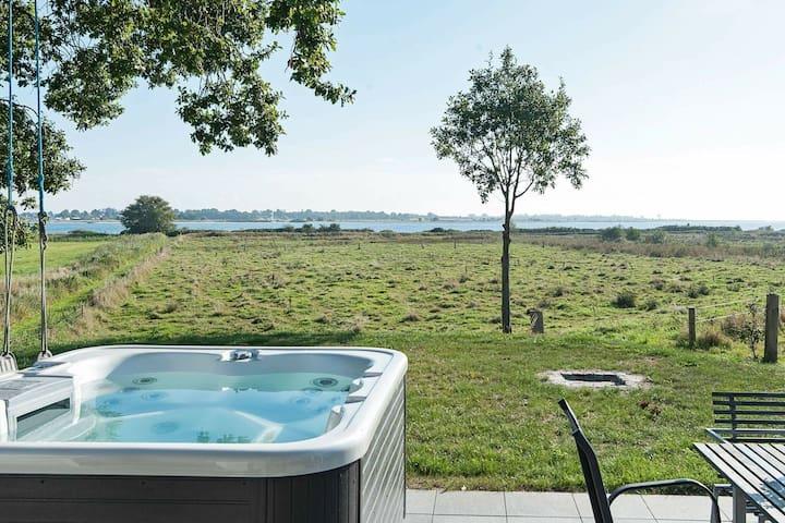Maison de vacances près de la mer à Haderslev
