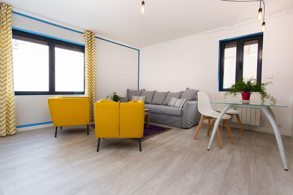 Charmant appartement neuf spacieux 3 min centre for Appartement bordeaux stalingrad