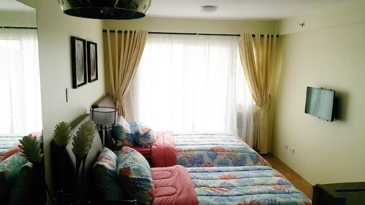 Nice Studio Condo Unit at San Remo, SRP Cebu