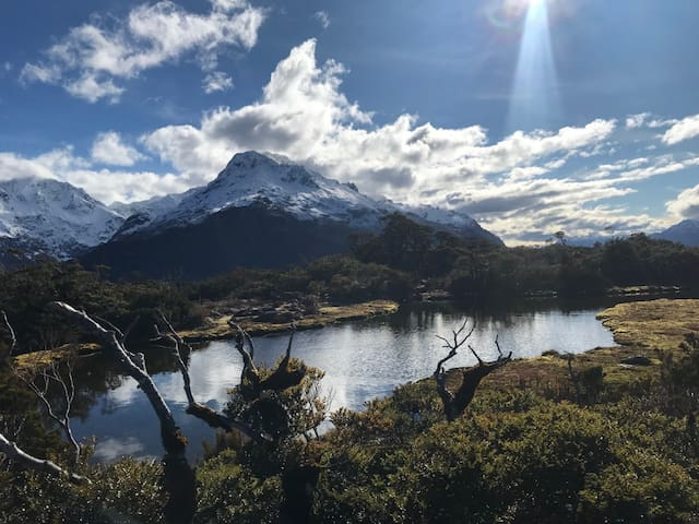 Key Summit - Accessible from the Milford road. About a 3 hour return walk.