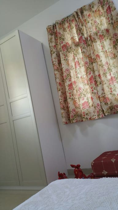 睡房一角:温馨