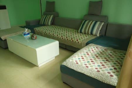 亲海家庭日租房!干净、整洁、放心 - Jinzhou Shi