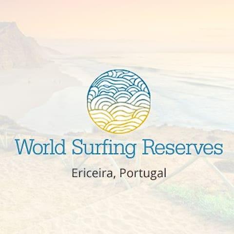 Considerado uma das reservas naturais de Surf.