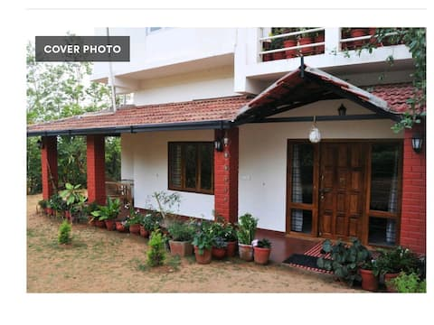 37, Malabar Road-The homestay(Yellow room)Coorg