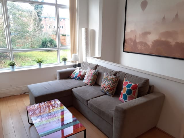Didsbury Duplex Apartment