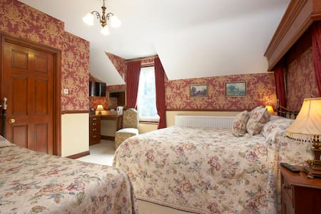 Room No 4 @ Brookfield B&B Keswick. - Cumbria