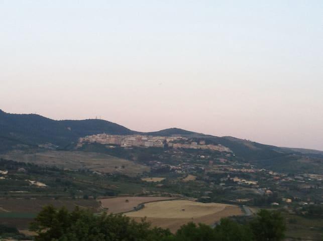 Panorama mozzafiato da casa morana - Chiaramonte Gulfi - Villa