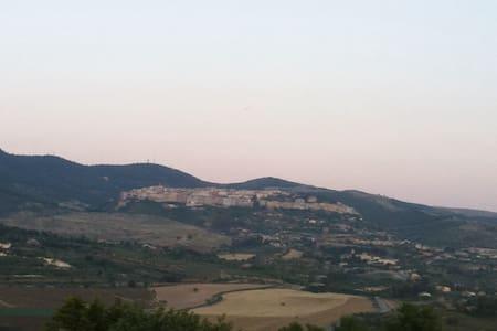 Panorama mozzafiato da casa morana - Chiaramonte Gulfi