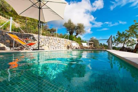 V. Mancor, Pool and Mountain Views - Mancor de la Vall - Huvila