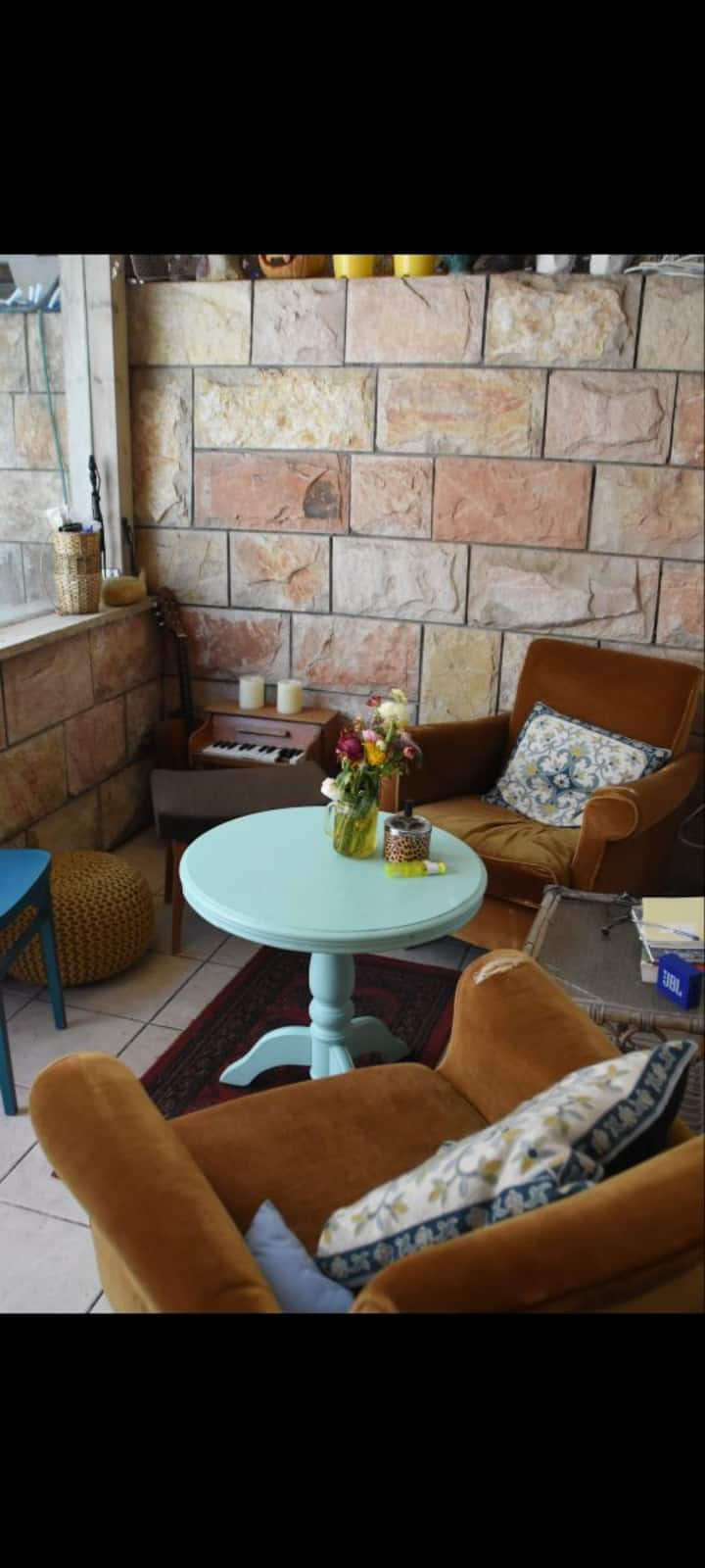 A magical house in the middle of Jaffa