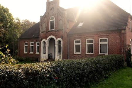 Urlaub im historischen Bauernhaus I