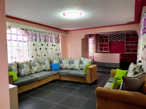 Newly furnished private apartments/ hostels