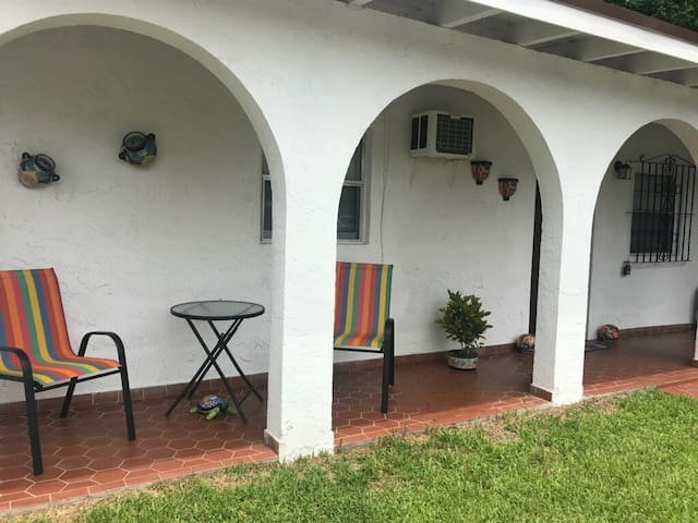Spanish House in Coral Gables