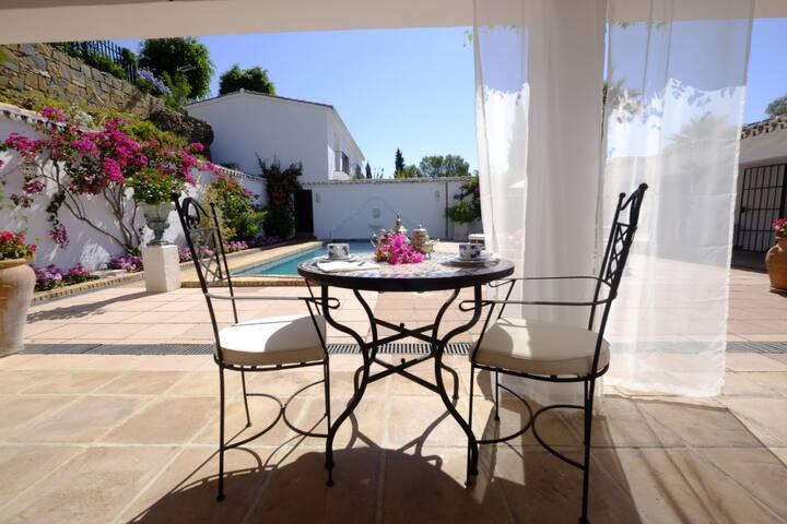 MY VILLA MARBELLA - Marbella - Bed & Breakfast