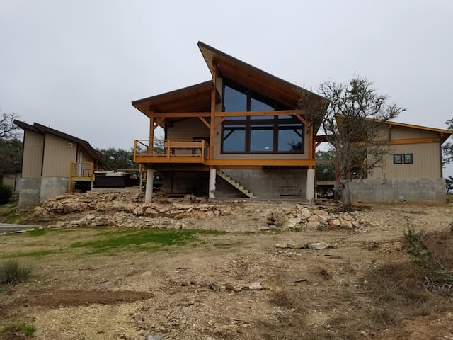 Big Sky Ranch -- West Studio -- Parshall Residence - Wimberley