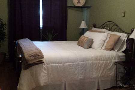 Relaxing home/sleeps 2 - Moncton - Dom