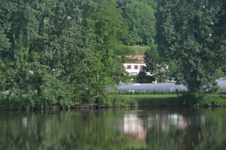 Maison Plaisance - Aubeterre-sur-Dronne - Reihenhaus