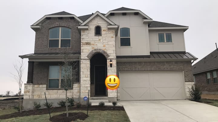 Modern Home in the Round Rock Area