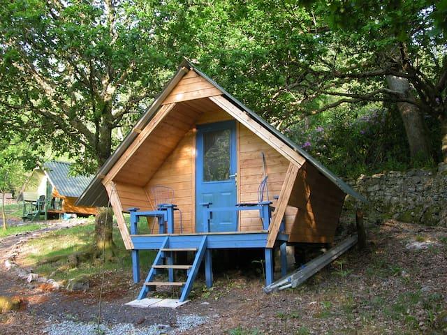 """Camping hut """"Oak"""""""
