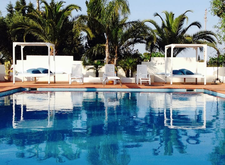 Gallipoli Luxury Suite with incredible pool
