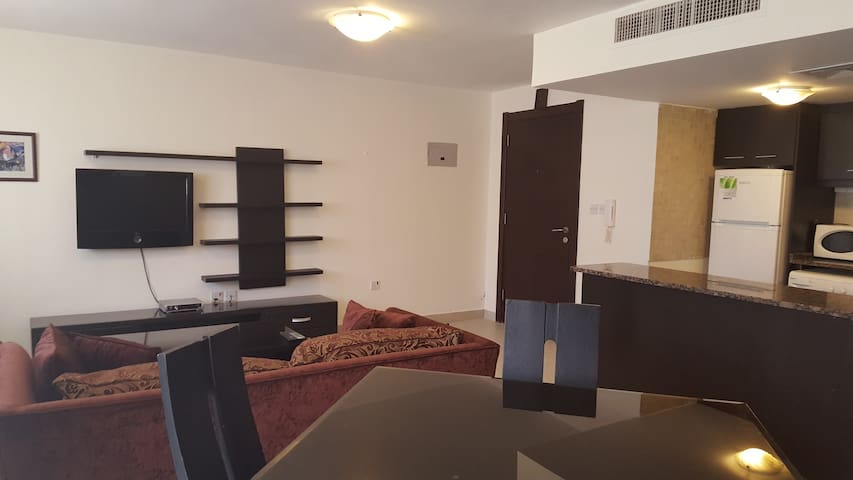 furnished appartment for rent - Aman - Apartamento