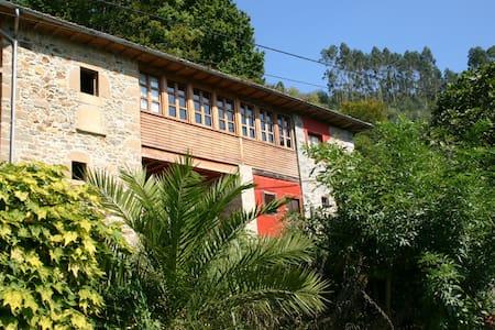 """Casa de Aldea """"La Vallina"""" - Comarca de la Sidra - 独立屋"""