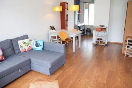 Quiet & light apartment city centre - Lakás