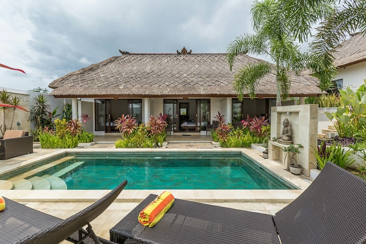 Villa Leelavadee  4 BR villa with private pool