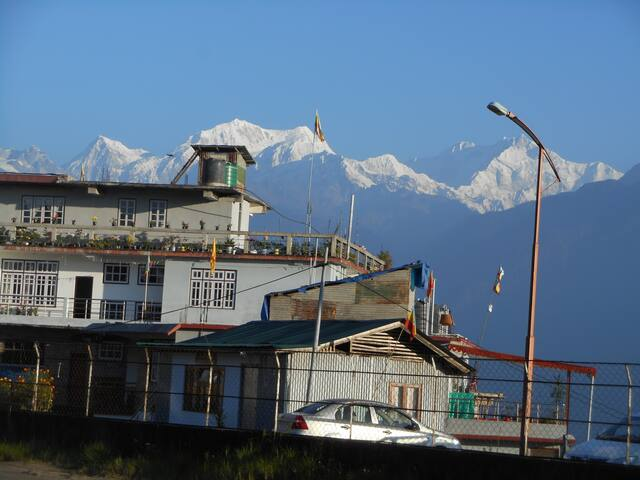 Hotel Viewpoint,upper pelling