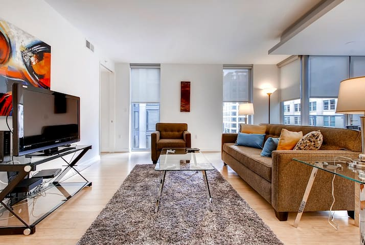 Beautiful 2Bedroom Apartment in the Heart of DC - Washington - Appartement
