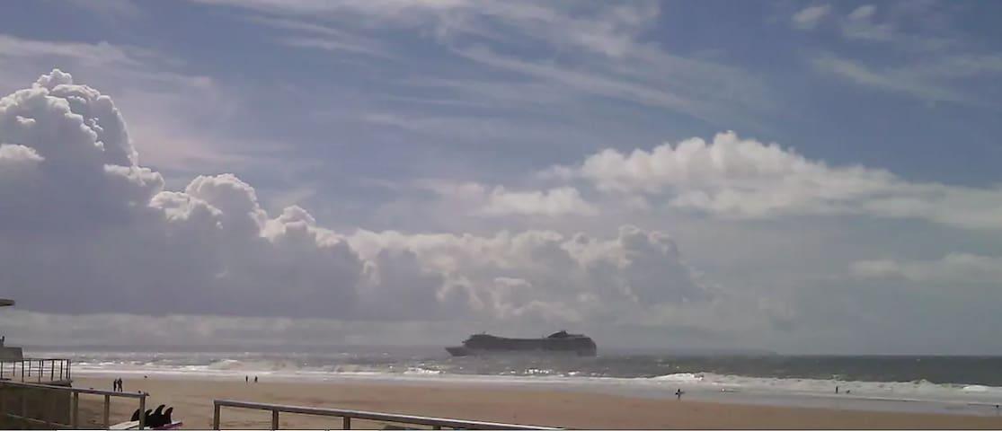 apt 5 m from Paço dArcos beach/surf and bike/walk - Lisbon - Apartment