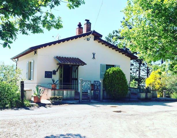 Casa in Campagna Col Paradiso - Nocera Umbra