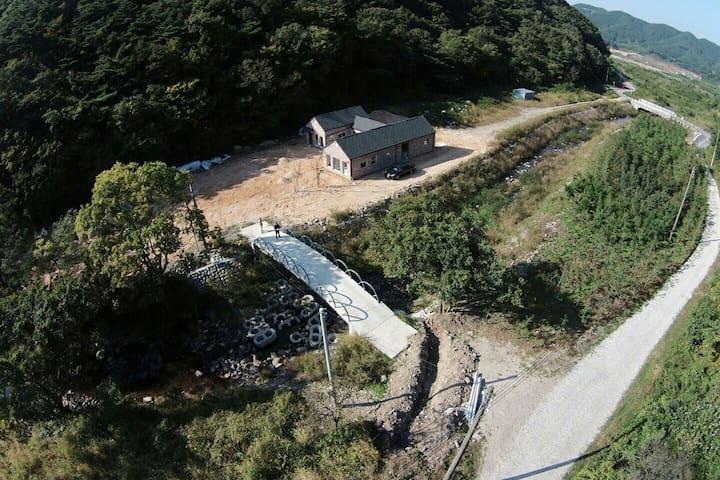 내장산 아름다운 주택 이안재(Home in Mt. Naejang - Jeongeup-si - Casa