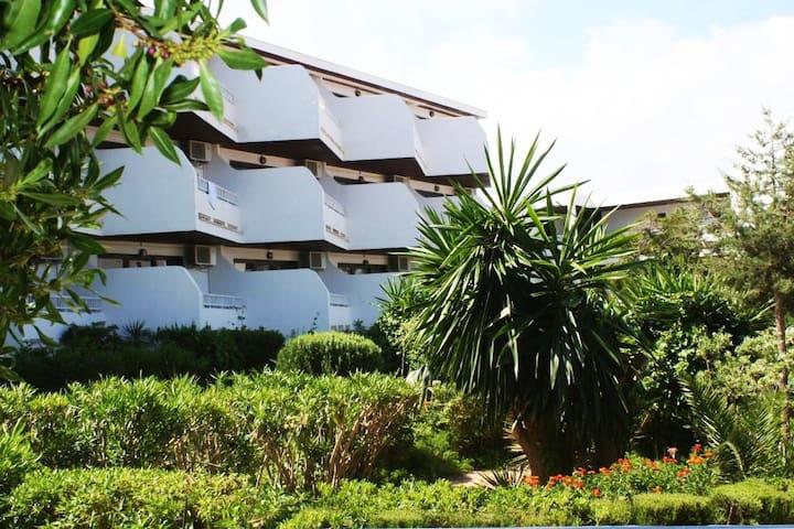 Apartamento familiar en el centro de Portinatx