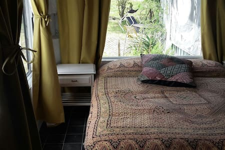 Doble Room with private bathroom - Balneario Buenos Aires