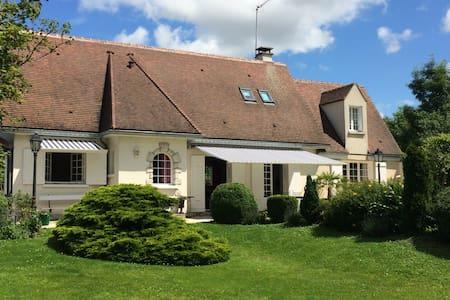 Une vue imprenable........ - Noyen-sur-Seine - Haus