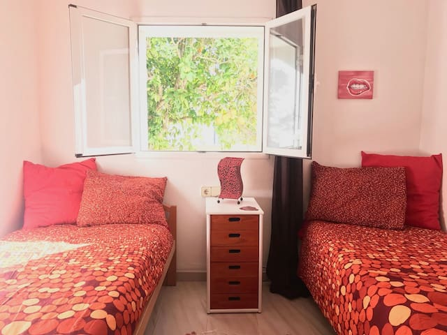 Nice double room in Villa relax