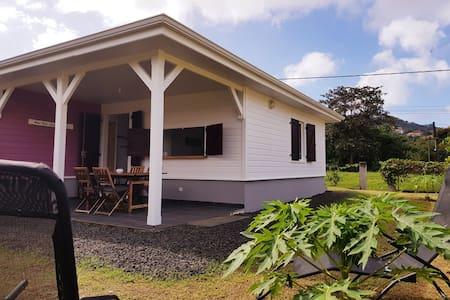 Charmante maison neuve à 200 m de la plage