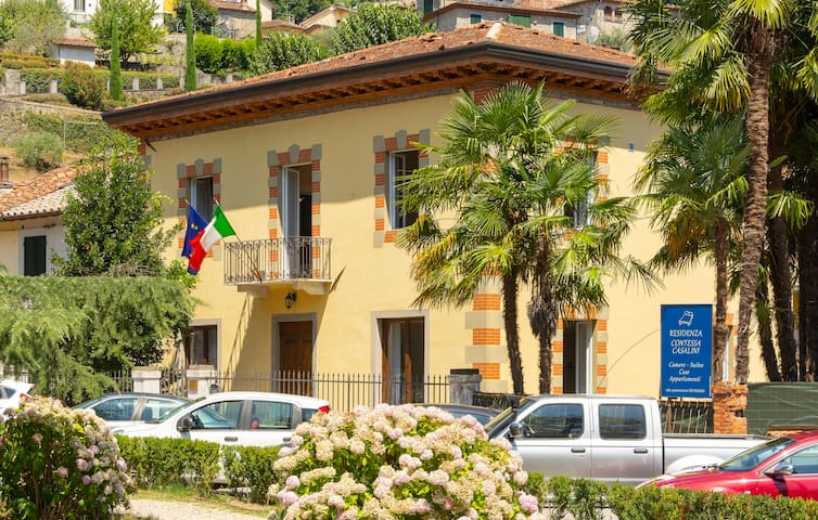 Villa Contessa suite e piscina esterna