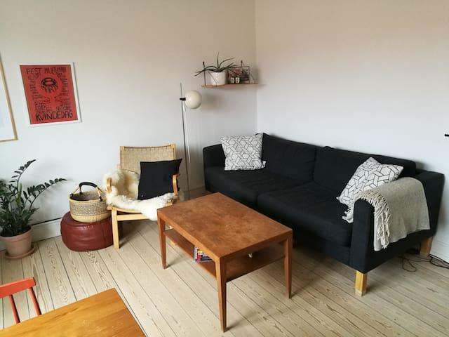 Nice apartment in trendy Trøjborg (Aarhus N)